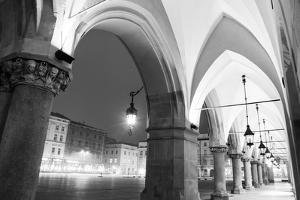 Old Town in Krakow by Tashka