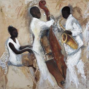 Night of Blues by Tat Vila