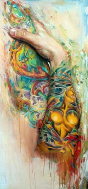 Tattoo Self Portrait