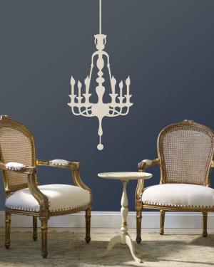Taupe Classic Chandelier