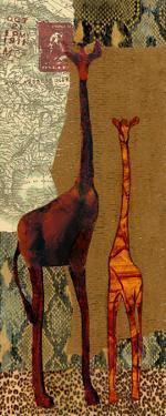 On Safari I by Tava Studios