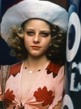 Taxi Driver by Martin Scorsese with Jodie Foster, 1976 (photo)