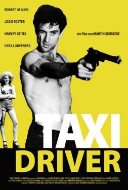 Taxi Driver - German Style