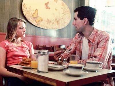Taxi Driver, Jodie Foster, Robert De Niro, 1976