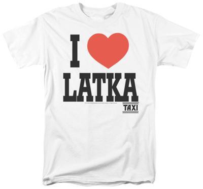 Taxi - I Heart Latka