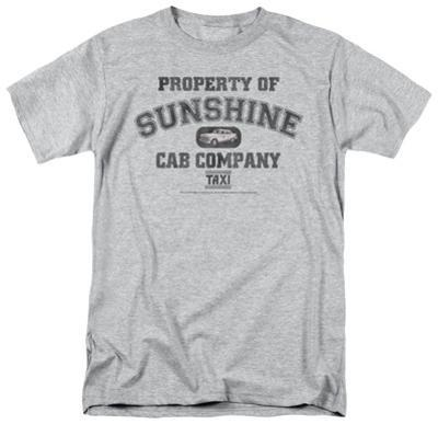 Taxi - Property of Sunshine Cab Co.