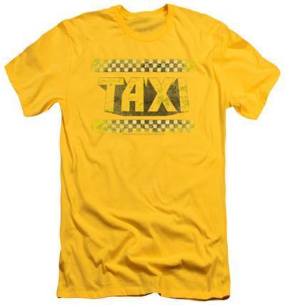Taxi - Run Down Taxi (slim fit)
