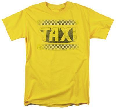 Taxi - Run-Down Taxi