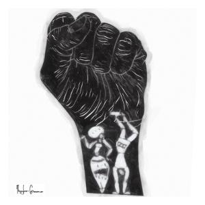 Black Fist by Taylor Greene