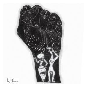 Black Fist by Taylor Greene