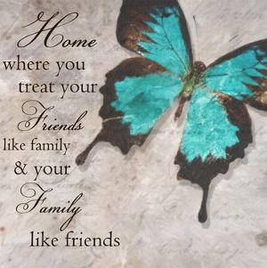 Blue Butterfly II by Taylor Greene