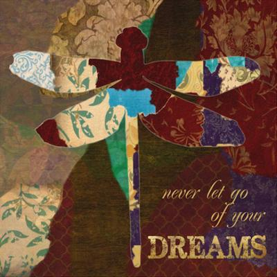 Dreams Dragonfly by Taylor Greene