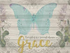 Everyday Is A Second Chance, Grace by Taylor Greene