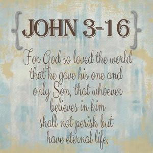 John 3-16 by Taylor Greene