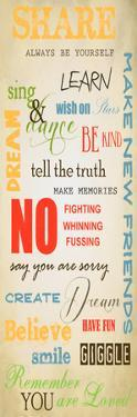 Kids Rules by Taylor Greene