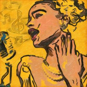 Lady Blues by Taylor Greene
