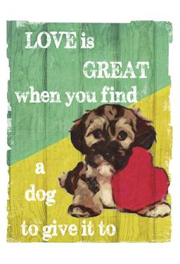 Love is Great by Taylor Greene