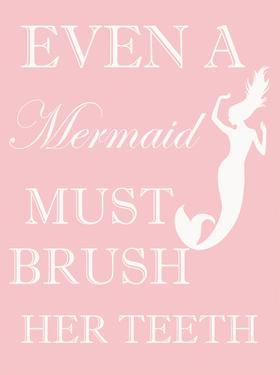 Mermaid Must Brush by Taylor Greene