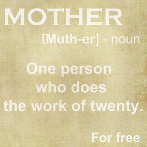 Mother Definition by Taylor Greene