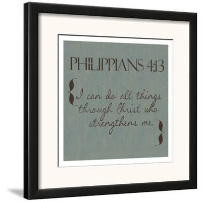 Philippians 4-13 by Taylor Greene
