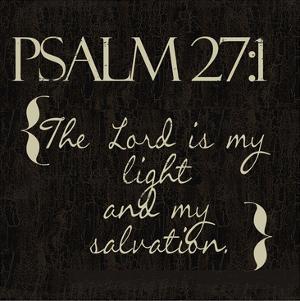 Psalm 27-1 by Taylor Greene