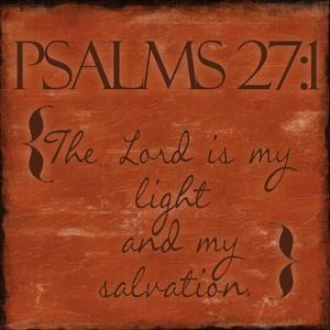 Psalms 27-1 by Taylor Greene