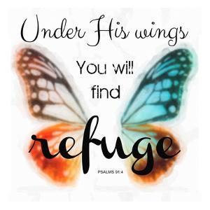 Under His Wings by Taylor Greene