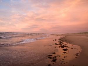 Sunset on the Beach on Prince Edward Island by Taylor S. Kennedy