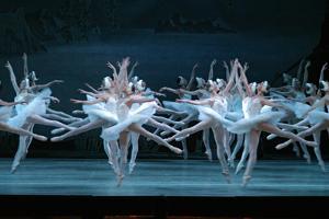 Tchaikovsky's Swan Lake, Mariinsky Theatre, St. Petersburg, 2004