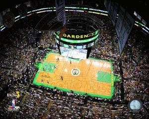 TD Garden Game Four of the 2010 NBA Finals (#9)