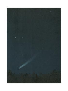 Comet of 1882 by TE Key