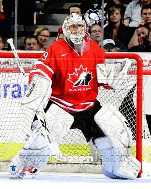 Team Canada - Marc-Andre Fleury Photo