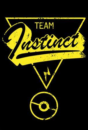 Team Instinct Distressed Rally Marker