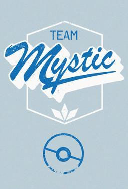 Team Mystic Distressed Rally Marker