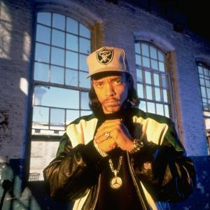 Actor Rapper Ice T by Ted Thai