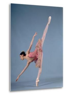 """American Ballet Theater Ballerina Paloma Herrera in Graceful Move Ballet """"Themes and Variations"""" by Ted Thai"""