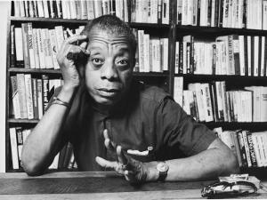 James Baldwin by Ted Thai