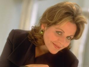 Opera Diva, Soprano Renee Fleming by Ted Thai