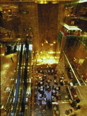 Trump Tower Atrium