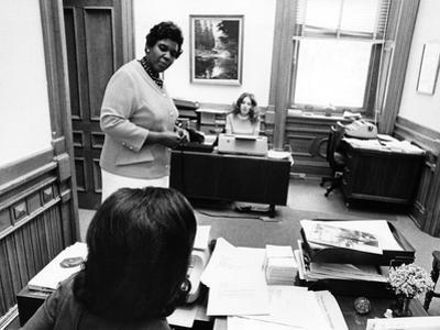 Barbara Jordan - 1972