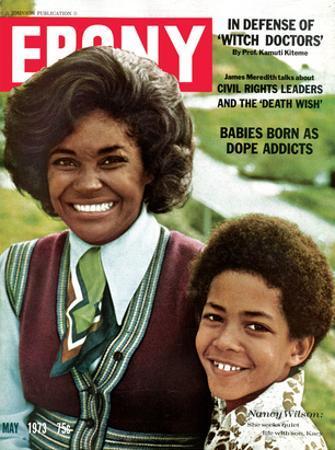 Ebony May 1973