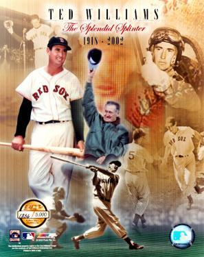 """Ted Williams - """"PF Gold""""/LE"""