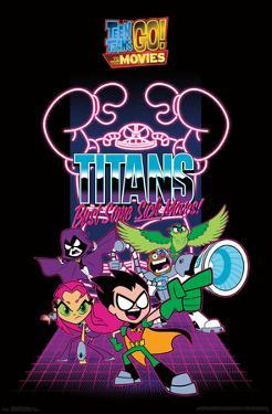 TEEN TITANS MOVIE - GROUP