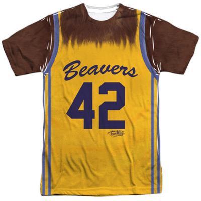 Teen Wolf- Beavers Jersey #42
