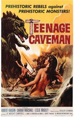 Teenage Caveman, 1958