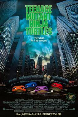 TEENAGE MUTANT NINJA TURTLES [1990], directed by STEVE BARRON.