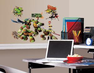 Teenage Mutant Ninja Turtles Peel & Stick Wall Decals