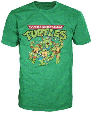 Teenage Mutant Ninja Turtles - TMNT Group