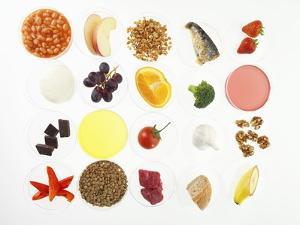 Balanced Diet, Conceptual Image by Tek Image