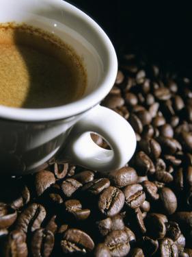 Cup of Coffee by Tek Image